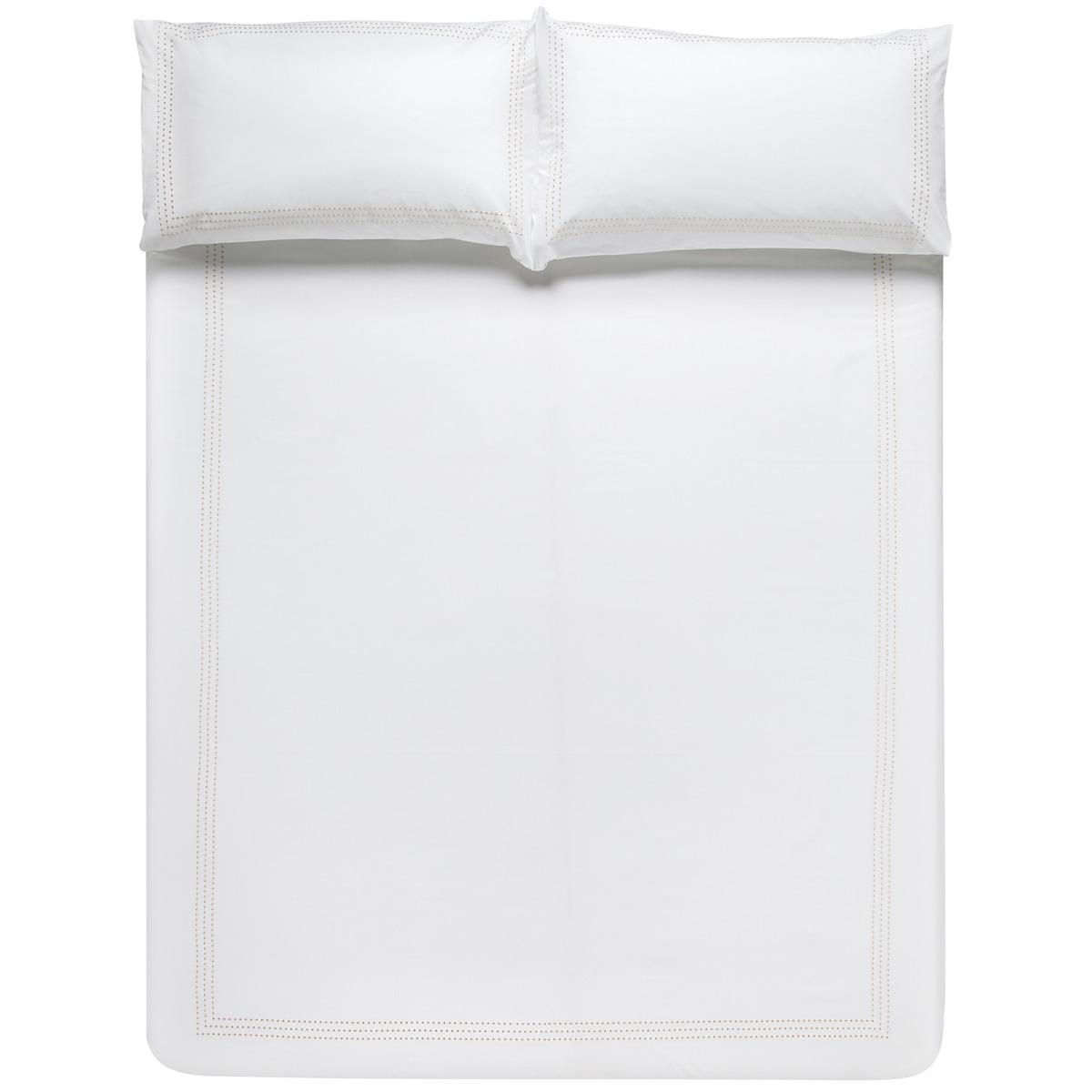 フラットシーツ+枕カバー2枚