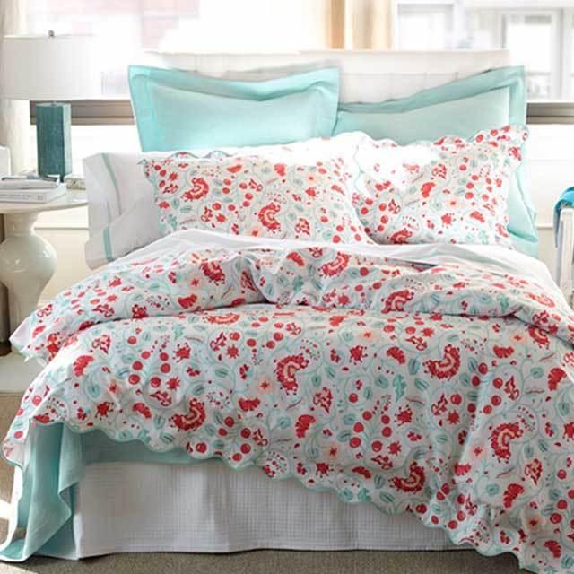 ベッドスカートのコーディネート